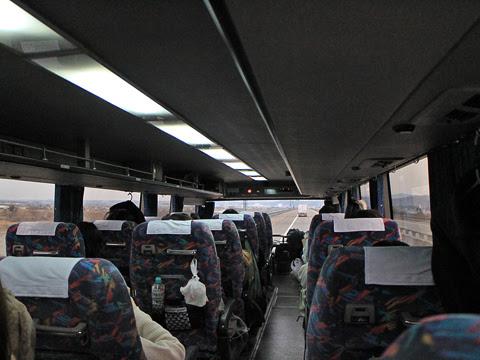 JR東海バス「新東名スーパーライナー11号」 744-04993 車内 その4