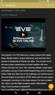 EVE News- screenshot thumbnail