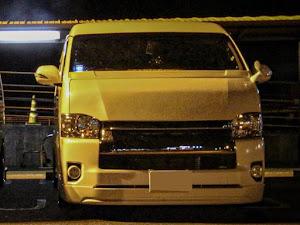 ハイエースバンのカスタム事例画像 こうき さんの2020年10月17日22:46の投稿