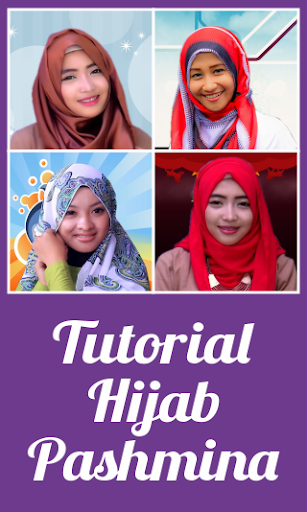 Tutorial Hijab Pashmina Part 1