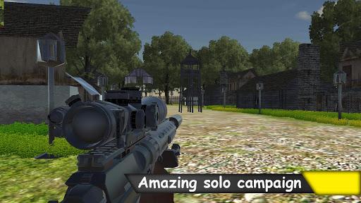 Sniper Assassin Kill Shot