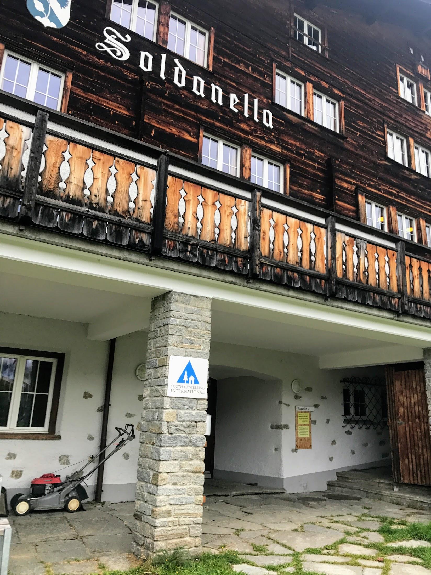 Klosters hostel