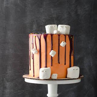 Marshmallow Madness Cake
