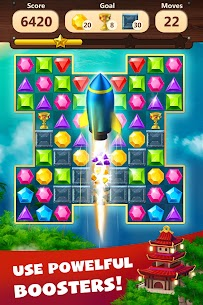 Jewels Planet – Free Match 3 & Puzzle Game 4