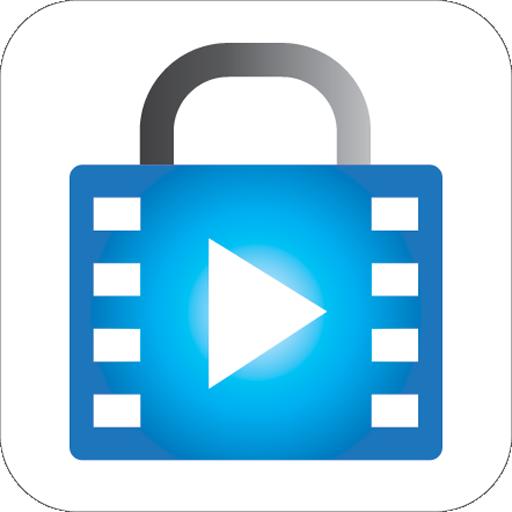 ビデオロッカー・動画の隠し場所体験版Video Locker 媒體與影片 App LOGO-硬是要APP