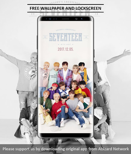 Seventeen Wallpaper KPOP 3.1 screenshots 5