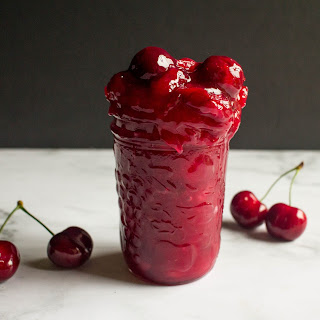 Easy Cherry Pie Filling