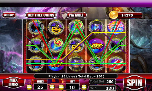 Free Wizard of Oz Slots Machine