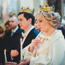 Wedding photographer Yurii Hrynkiv (Hrynkiv). Photo of 01.03.2014