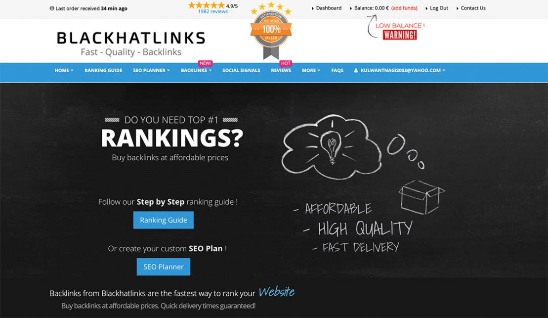 Top 20 Websites to Buy Backlinks in 2020 + $50 BONUS 8