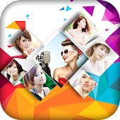 3D Collage Photo Editor