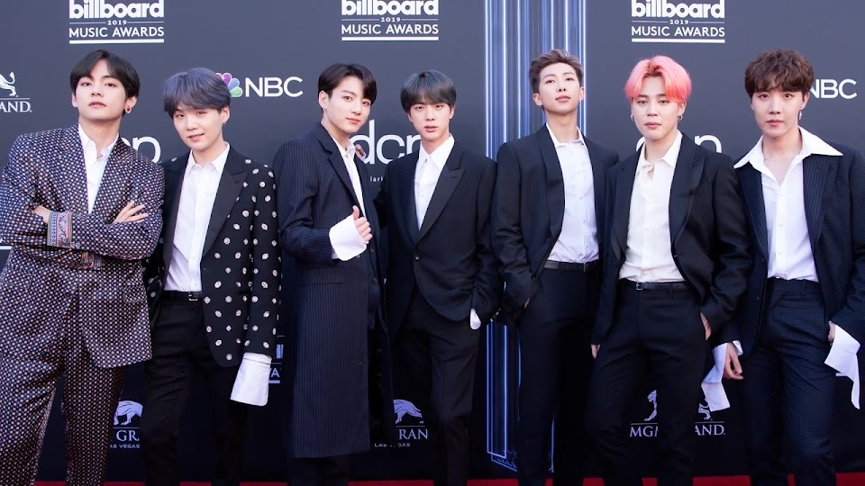 BTS dispatch may 2019
