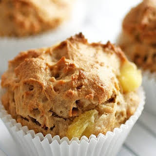 Coconut Pineapple Muffins.