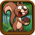 Feed The Squirrel: Challenge your Brain! APK