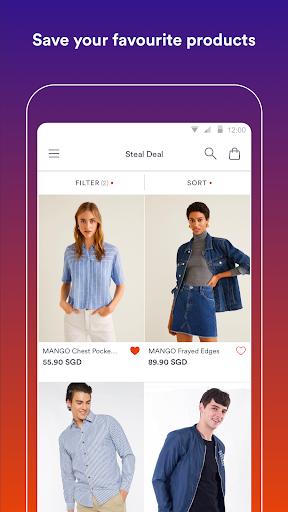 Zilingo Shopping 2.2.1 screenshots 3