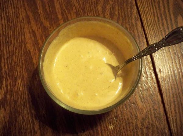 Curried Mango Aioli-annette's Recipe