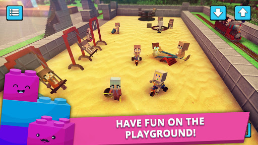 Baby Craft: Crafting & Building Adventure Games apkpoly screenshots 2