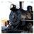 Steam Train Sound mobile app icon