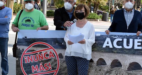 Contradicciones en torno al Acueducto de Las Cumbres de Huércal de Almería