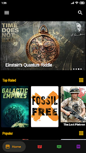 Documentaries, Series and Live TV (MOD, Subscribed) v1.0.5 1