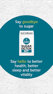 Viridian 7 day sugar detox- screenshot thumbnail