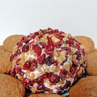 Cream Cheese Cranberry Cheese Ball Recipes.
