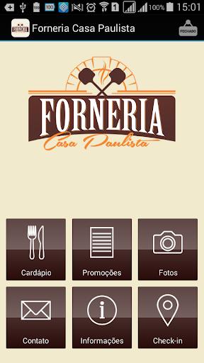 Forneria Casa Paulista