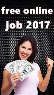 Free Online Job - náhled