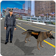 Dog Chase Games : Police Crime