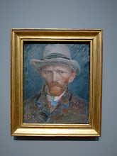 Photo: One of Van Gogh's many self-portraits