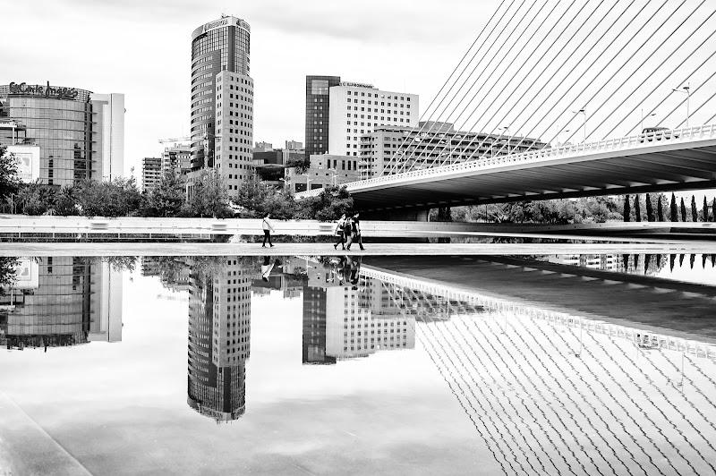 reflection - di MARIA ELENA CAMILLI