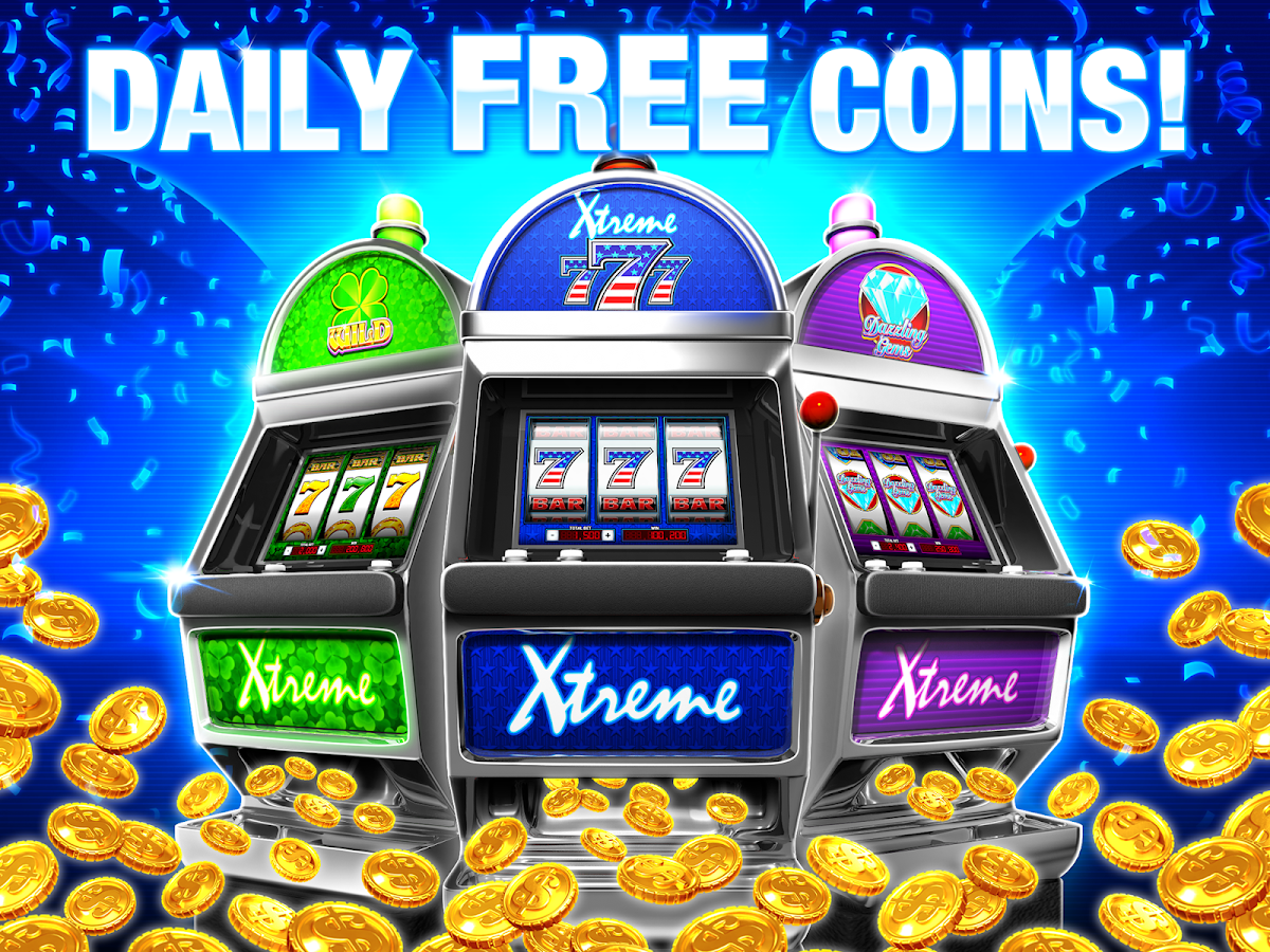 Xtreme Vegas - Classic Slot - Android Apps on Google Play
