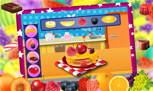 Mini Food Maker Cooking Game - náhled