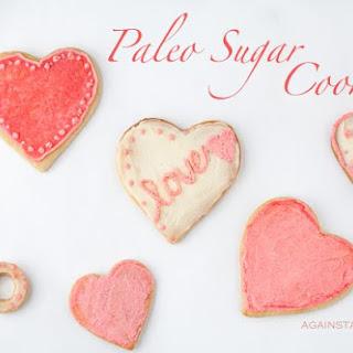 Grain-Free Sugar Cookies (Paleo and SCD)