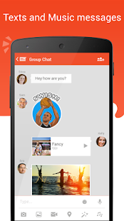 Tango - Free Video Call & Chat- screenshot thumbnail