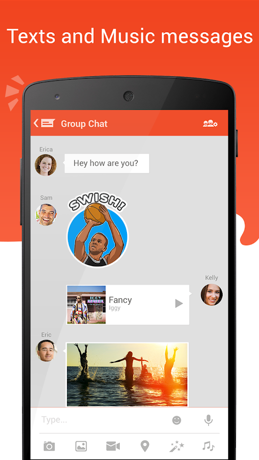 Tango - Free Video Call & Chat - screenshot