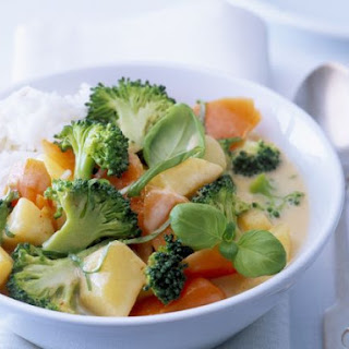 Healthy Curry with Rice