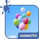 Sky Balloons Animated Keyboard + Live Wallpaper for PC-Windows 7,8,10 and Mac