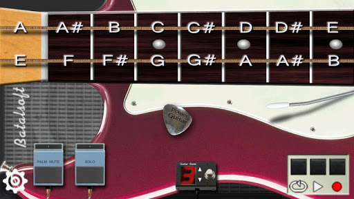 Power guitar HD ud83cudfb8 chords, guitar solos, palm mute 3.3.5 screenshots 1