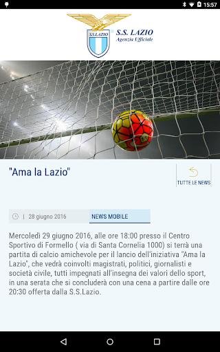 玩免費運動APP|下載SS Lazio Agenzia Ufficiale app不用錢|硬是要APP