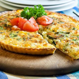 Vegetarian Flan Recipes.