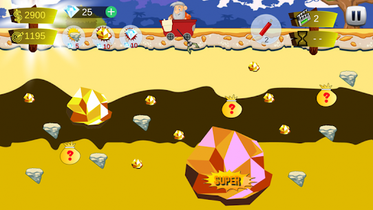 Gold Miner Vegas Mod Apk 4