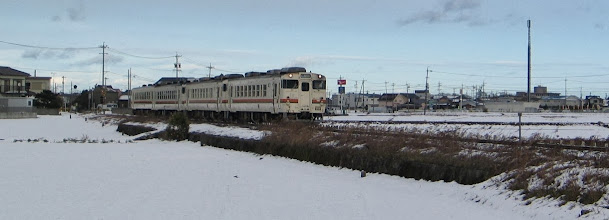 Photo: 2014/02/15 宮川→田丸間
