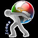 Cobalt Icon Pack icon
