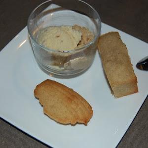 Peanut Butter Madeleines