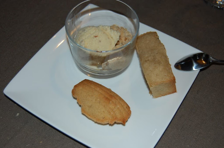 Peanut Butter Madeleines Recipe