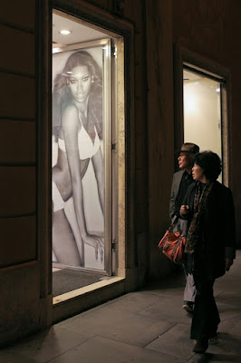 In vetrina di Leica
