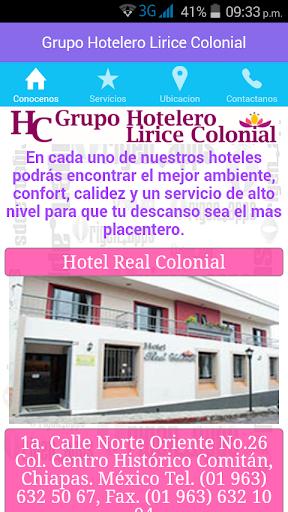 Comitan Hoteles Coloniales