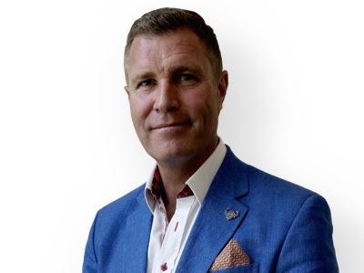 Jan Joubert, Rainmaker CEO.