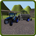 Tractor Simulator 3D: Slurry icon